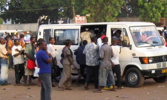 Public Transport fares up by 13%