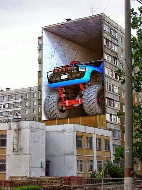 3D Wall - Painting