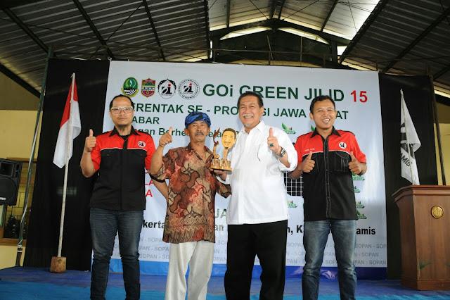 GOi GREEN Jabar Menginspirasi Anak Muda Indonesia