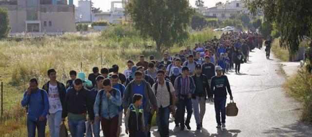 Ανοίξαμε πάλι και σας περιμένουμε αγαπημένοι… μετανάστες!