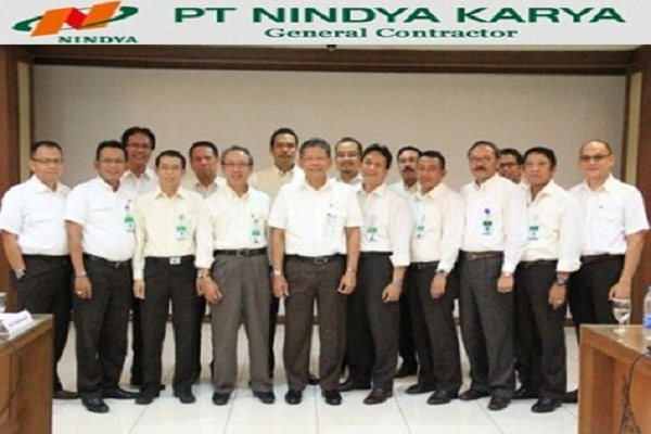 PT NINDYA KARYA (PERSERO) : CIVIL ENGINEER - BUMN, INDONESIA