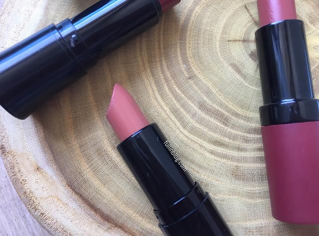 flormar just lipstick pink beige