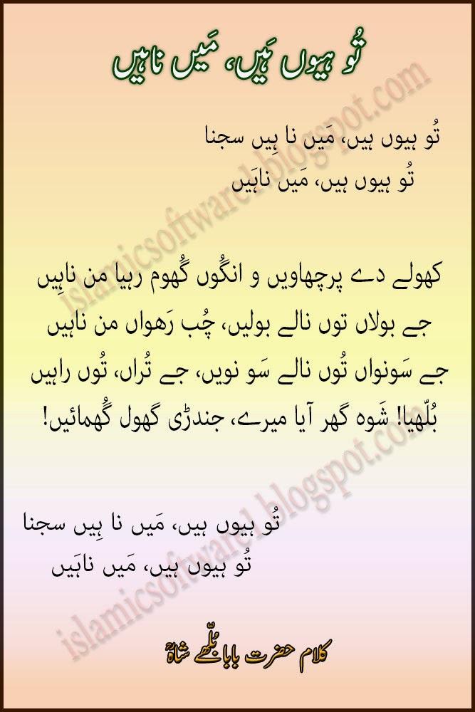 islami aqwal e zareen by baba bulleh shah 10