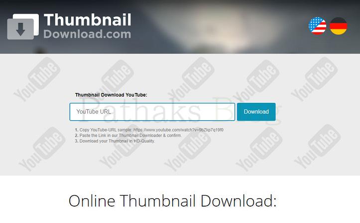 Online Thumbnail Download, anil pathak, pathaks blog
