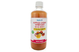 Healthvit Apple Cider With Honey 500 ml For Rs 149 at Amazon