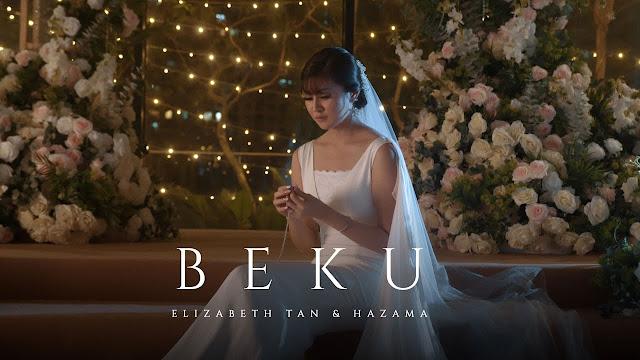 Lirik Lagu Beku Elizabeth Tan & Hazama