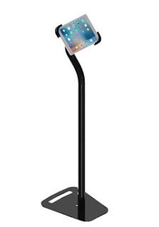 落地,平板防盜支架,平板電腦防盜鎖立架,tablet anti theft floor stand,NLF200