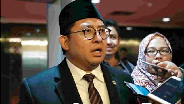 Fadli Zon Marah eFP1 Dibubarkan : Otoritarianisme! Ini Telah Menyelewengkan Konstitusi