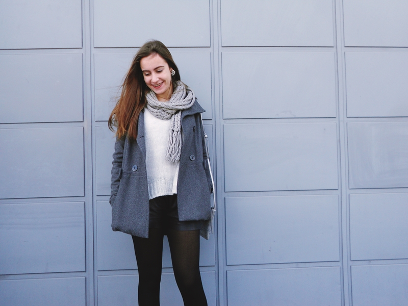 Outfit | Shades of Grey