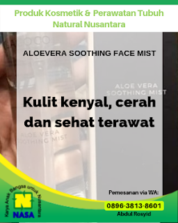 Aloevera Soothing Face Mist Nasa Lacoco