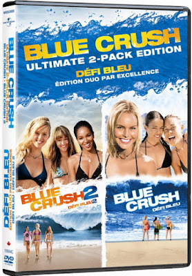 Blue Crush Colección DVD R1 NTSC Latino