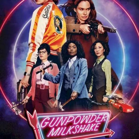 [Movie] Gunpowder Milkshake (2021) #Arewapublisize