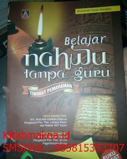BELAJAR NAHWU TANPA GURU 4 JILID Bahasa indonesia