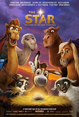 f22143895 Film Trailers World: The Star (2017) Trailer