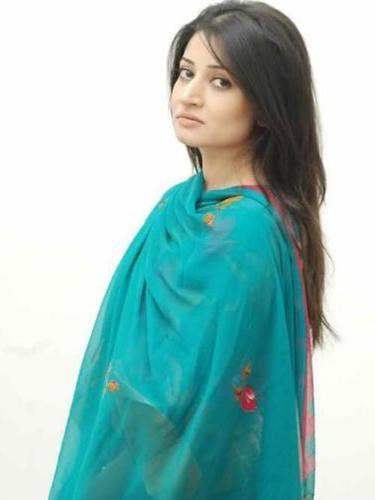 TV Actress Farhana Maqsood