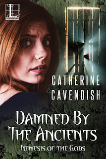 Damned by the Ancient by Catherine Cavendish book cover