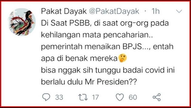 Reaksi Jokower Kena Prank Jokowi BPJS Naik, Bikin Ngakak Warganet