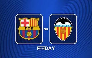 Barcelona vs Valencia – Highlights