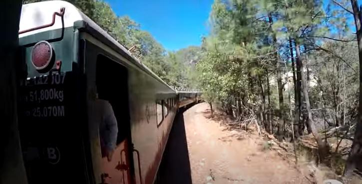 Paseo en Tren por Barrancas del Cobre