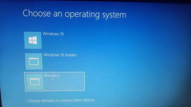 Tích hợp Win 10 PE vào HDD DualBoot với Windows 10