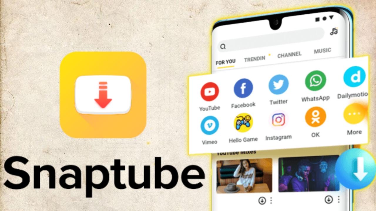 أفضل برنامج لتحميل الفيديو من الإنترنت بجميع الجودات والصيغ لهواتف أندرويد