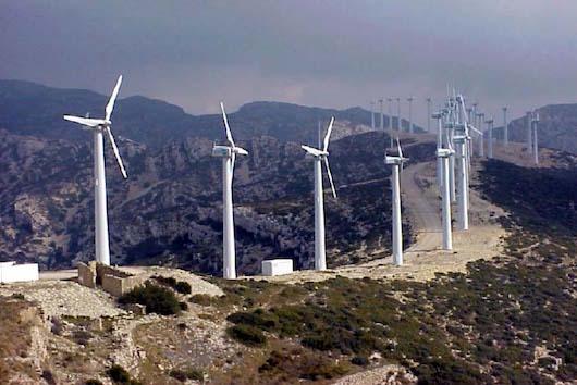 Γόντικας: Ανεπανόρθωτες καταστροφές από τις ανεμογεννήτριες σε ορεινούς όγκους στη κεντρική Πελοπόννησο