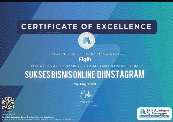 Kunci jawaban pre exam skill academy sukses bisnis online ...