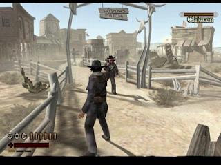 Red Dead Revolver (PS2) 2004