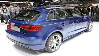 Dream Fantasy Cars-Audi A3 Sportback g-Tron