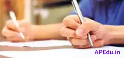 AP Tenth Exams: Ten Tests in AP may be postponed.  ?  Whatever the reason.  !