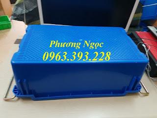 Diễn đàn rao vặt tổng hợp: Thùng nhựa đặc A2 có quai xách, hộp nhựa có quai sắt, 20180407_125801