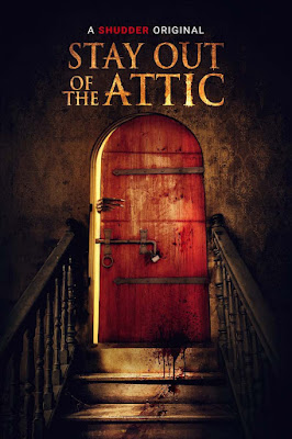 Stay Out of the Fking Attic 2021 DVD Custom HD NTSC Latino