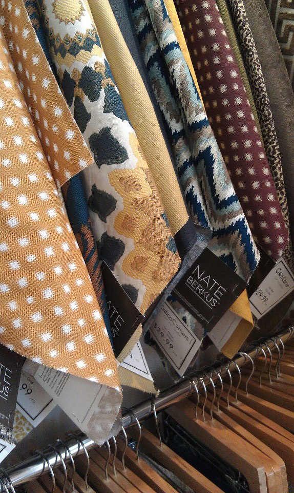 Focal Point Styling Nate Berkus And His New Fabric Line