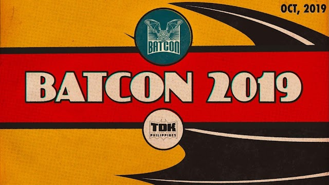 BATCON 2019 :Celebrating Batman's 80th Anniversary