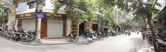 Hang Bac Street - the core of Hanoi`s Old Quarte