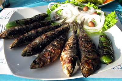 السمك  اغنى مصادر ڨيتامين د الغذائية