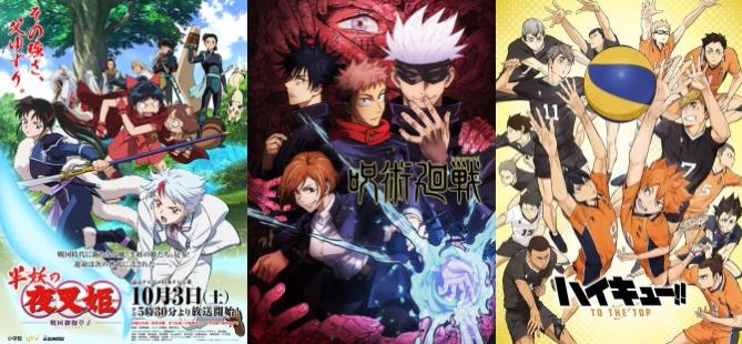 Rekomendasi Anime Fall 2020
