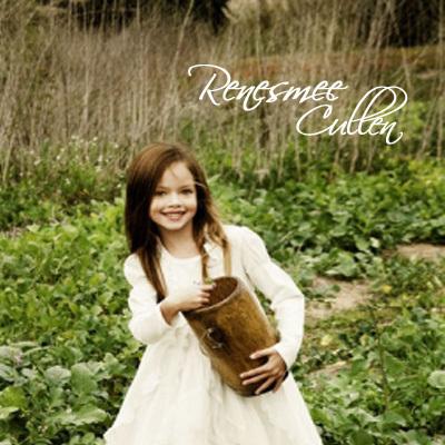 Twilight: Renesmee Cullen