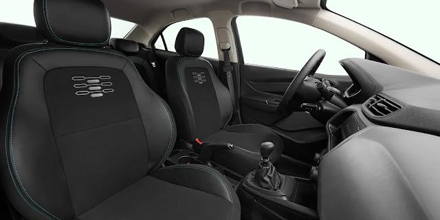 Novo Chevrolet Joy Plus 2020: fotos, preços e detalhes