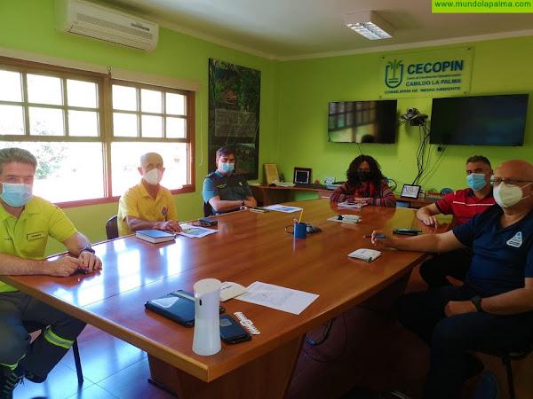 El Cabildo trabaja en la elaboración de protocolos de intervención de búsqueda y rescate