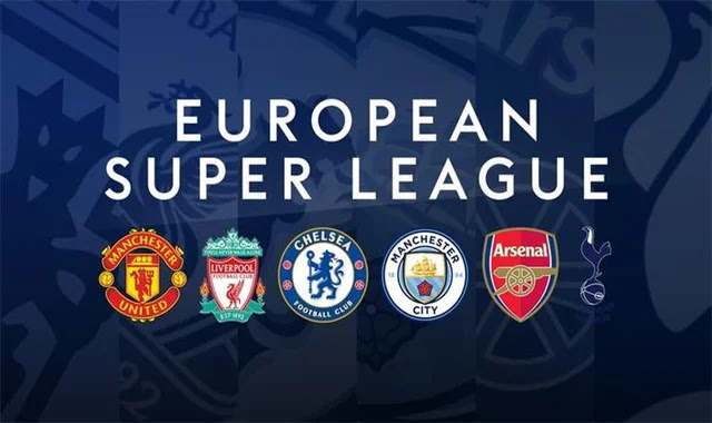 The English Premier League issues a statement to respond to the establishment of the European Super League