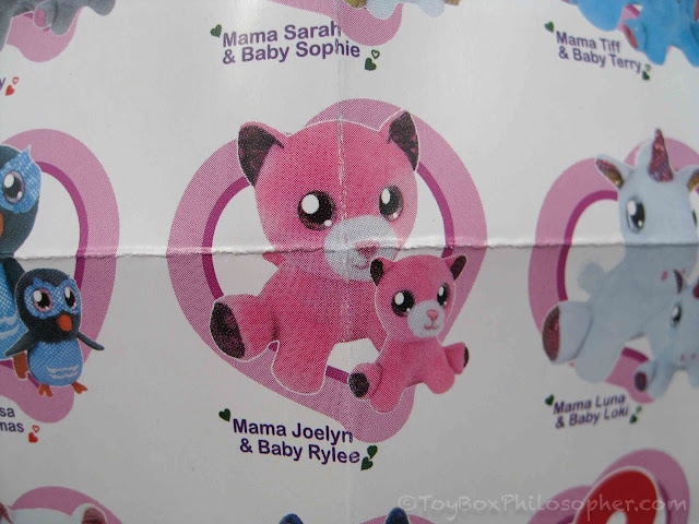 NEW SURPRIZAMALS SURPRISE BALL MAMA /& BABY CAT JOELYN RYLEE SET LOT ULTRA RARE />