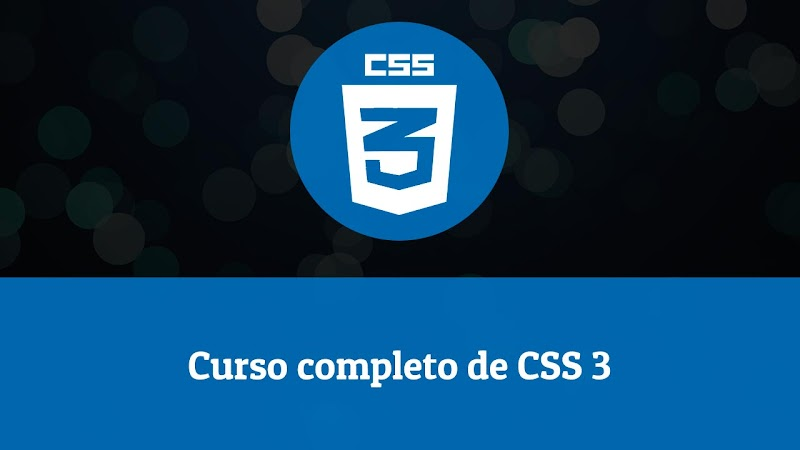 Curso Completo de CSS3 Gratuito