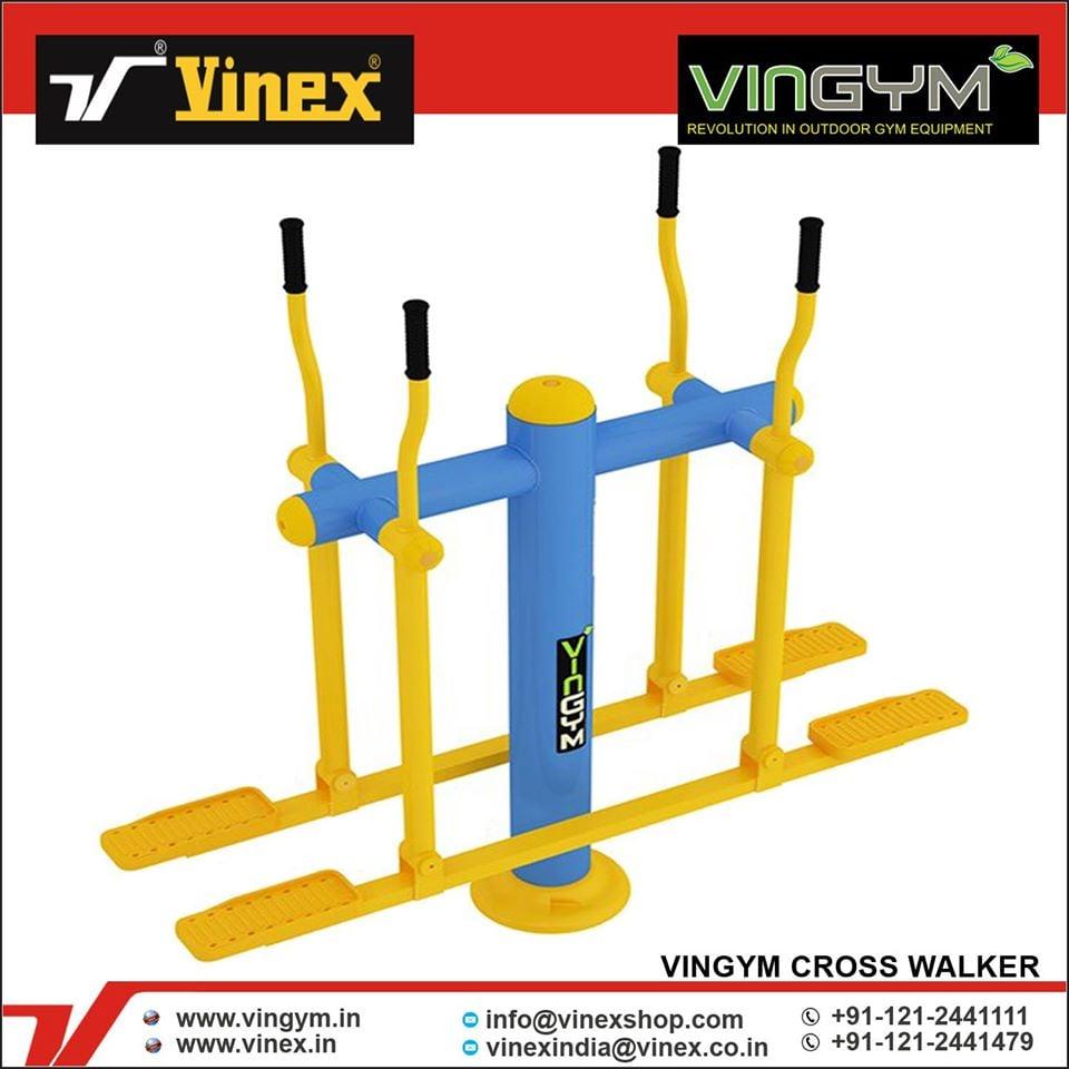 Cross Walker-Outdoor Gym Equipment