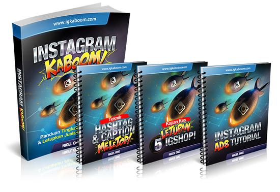 Bagaimana Nak Dapatkan Teknik Menjual di Instagram?
