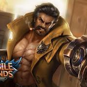 Build Item Hero Roger Dire Wolf Hunter Mobile Legends