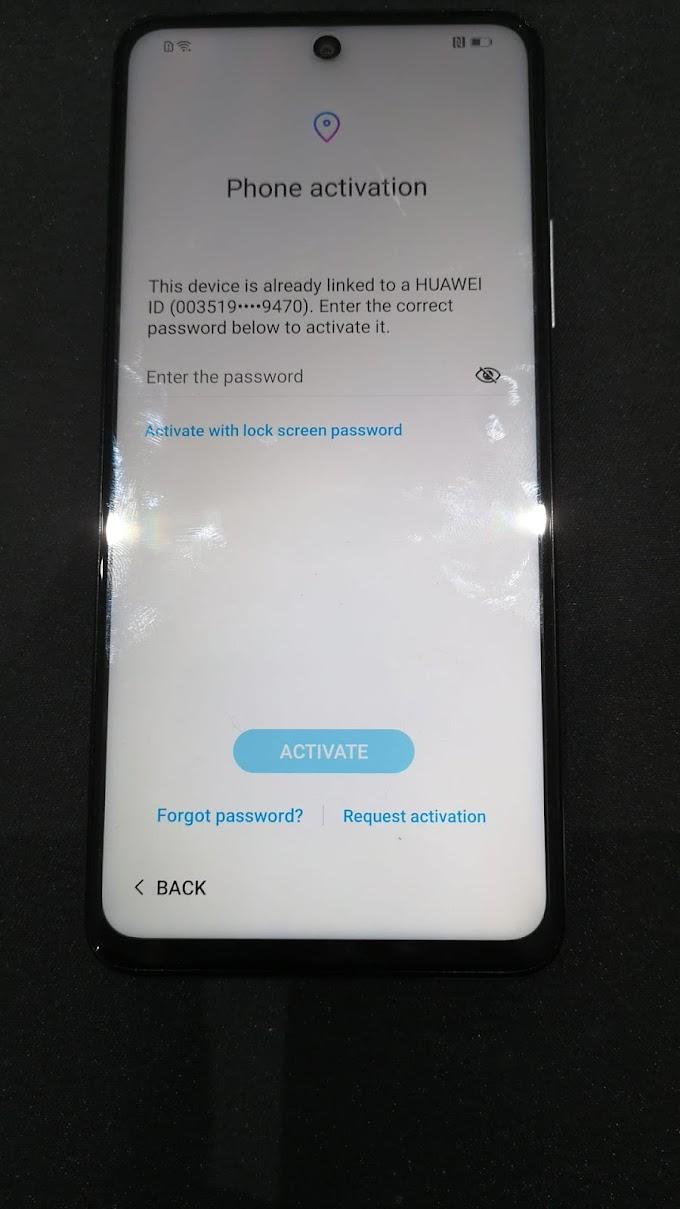 Honor 10X Lite | DNN-LX9 xóa tài khoản Huawei ID thành công.