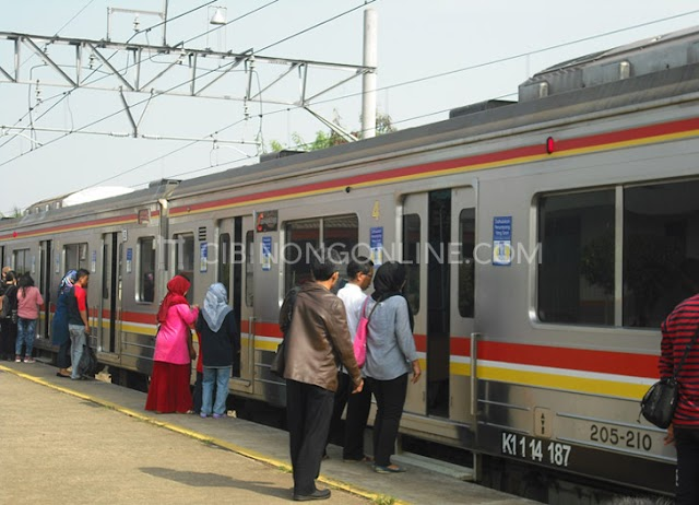 Buka-bukaan Upaya Pembangunan KRL Stasiun Parungpanjang-Citayam-Nambo