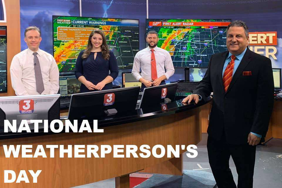 National Weatherperson's Day Wishes Lovely Pics