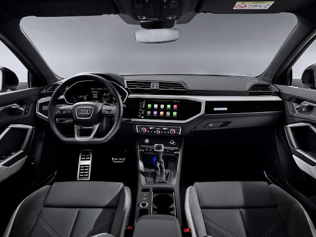 Novo Audi Q3 Sportback 2020: preço € 55.900 - Europa